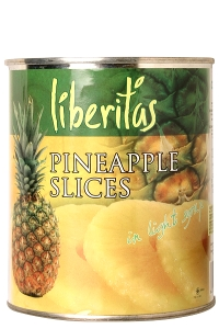 Pineapple slices 850ml