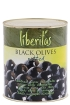 Stoneless black olives